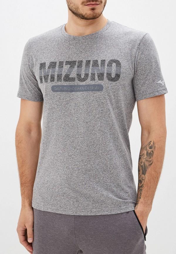 Футболка спортивная Mizuno Mizuno MI951EMGFCW9 цена