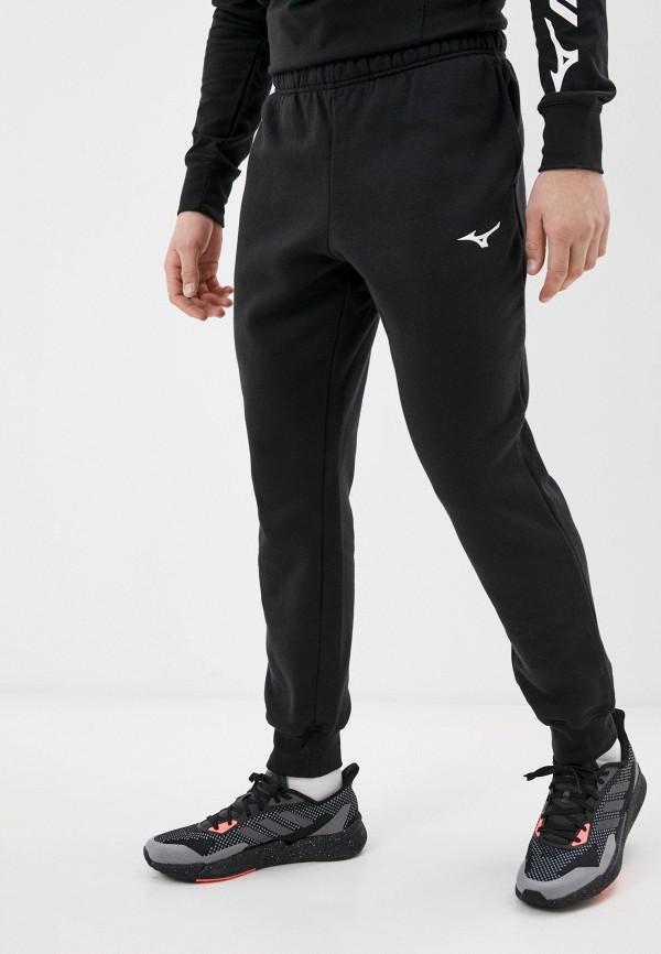 мужские спортивные брюки mizuno, черные