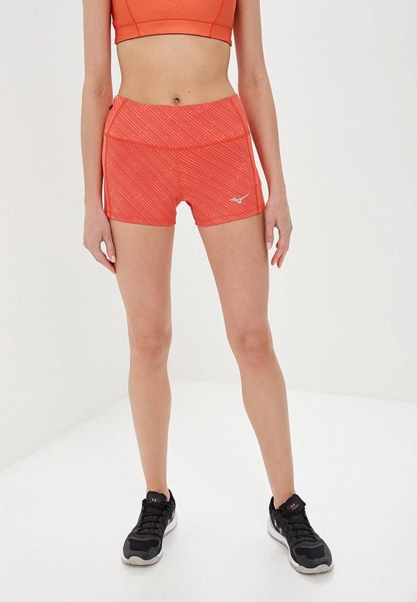 женские спортивные спортивные шорты mizuno