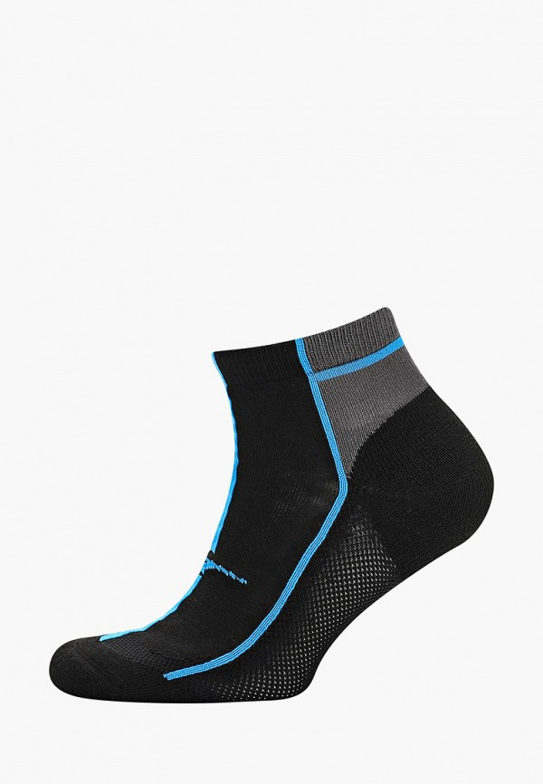 женские носки mizuno, черные