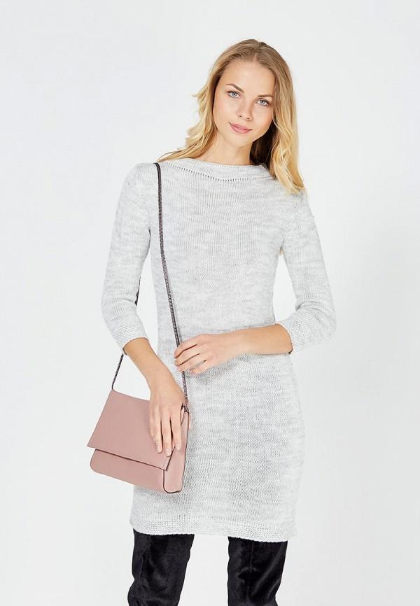 Купить Платье MKM, mk001ewwsi40, серый, Осень-зима 2017/2018
