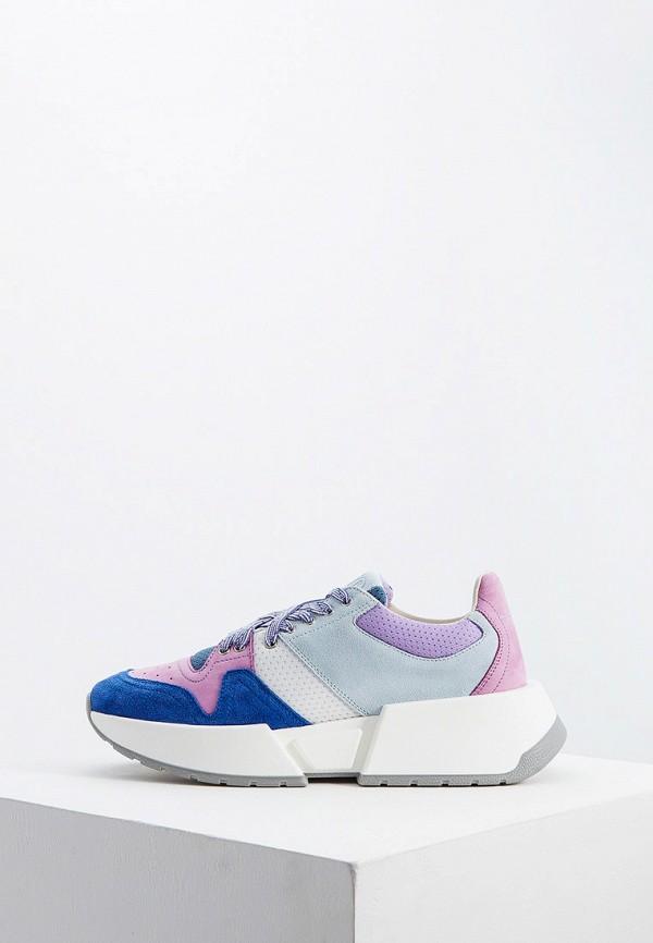 женские кроссовки mm6 maison margiela, разноцветные