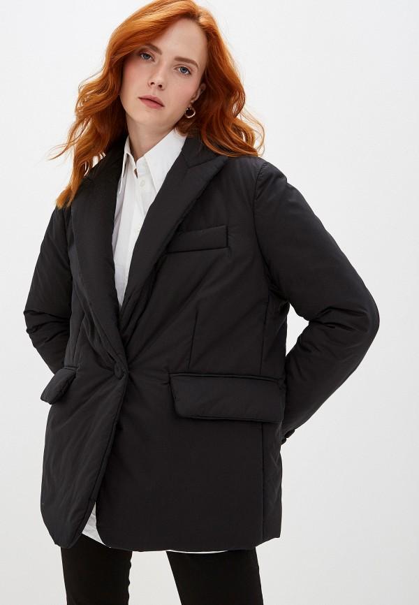 Куртка утепленная MM6 Maison Margiela MM6 Maison Margiela MM004EWFWGB6 mm6 maison margiela футболка
