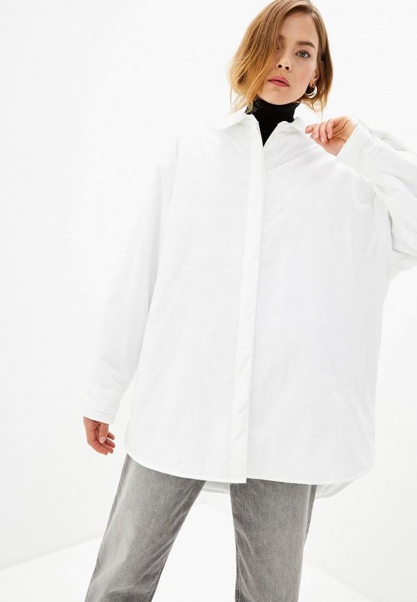 Куртка утепленная MM6 Maison Margiela MM6 Maison Margiela MM004EWFWGB9 maison francis kurkdjian aqua