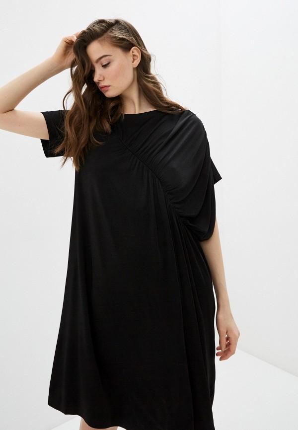 Платье MM6 Maison Margiela MM6 Maison Margiela MM004EWHLKV1 mm6 maison margiela черное платье из хлопка