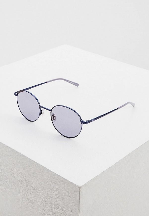 женские солнцезащитные очки m missoni, синие