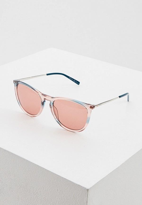 женские солнцезащитные очки m missoni, разноцветные