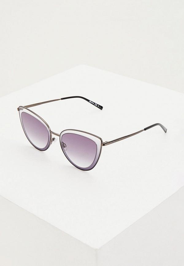 женские солнцезащитные очки m missoni, серые