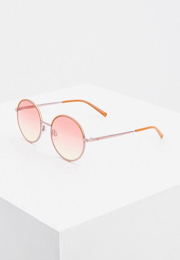 женские солнцезащитные очки m missoni, оранжевые