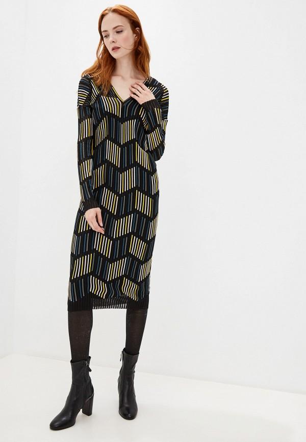 Фото 2 - женское платье M Missoni разноцветного цвета