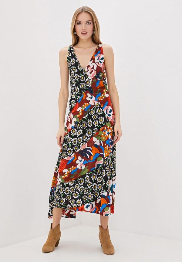 цена Платье M Missoni M Missoni MM151EWHKXM6 онлайн в 2017 году