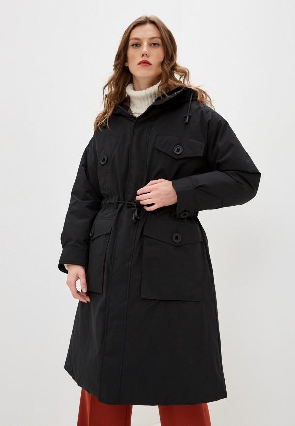 женская куртка m missoni, черная