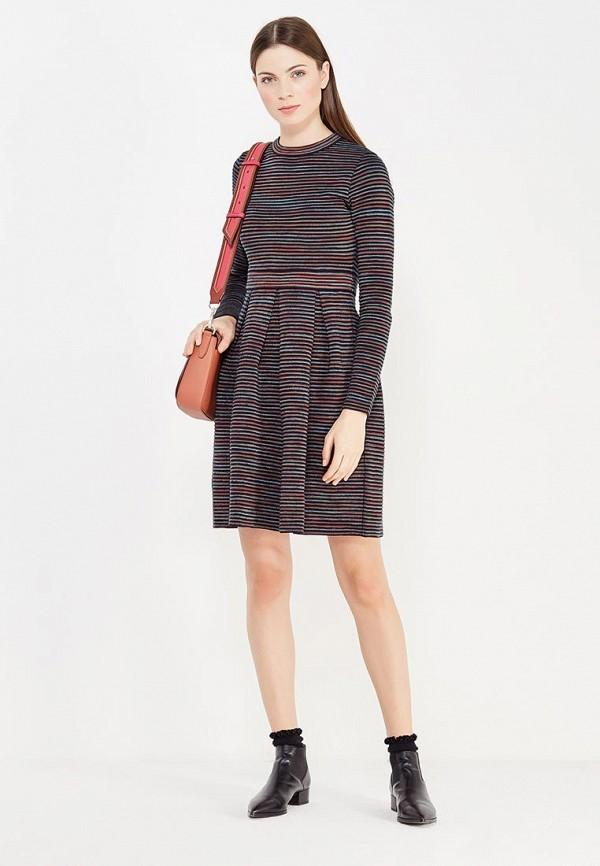 Фото 2 - женское вечернее платье M Missoni черного цвета