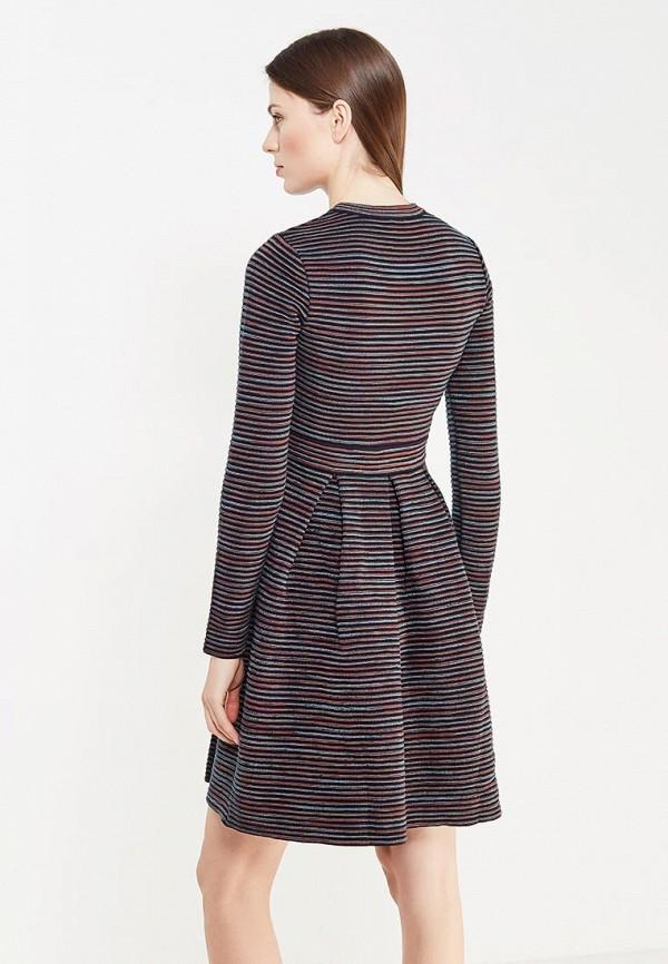 Фото 3 - женское вечернее платье M Missoni черного цвета