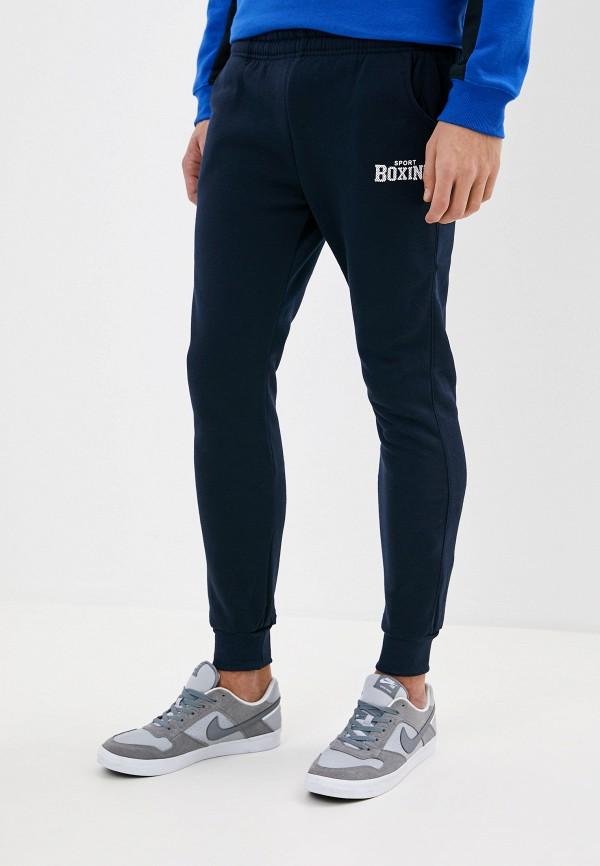 мужские спортивные брюки m&2, синие