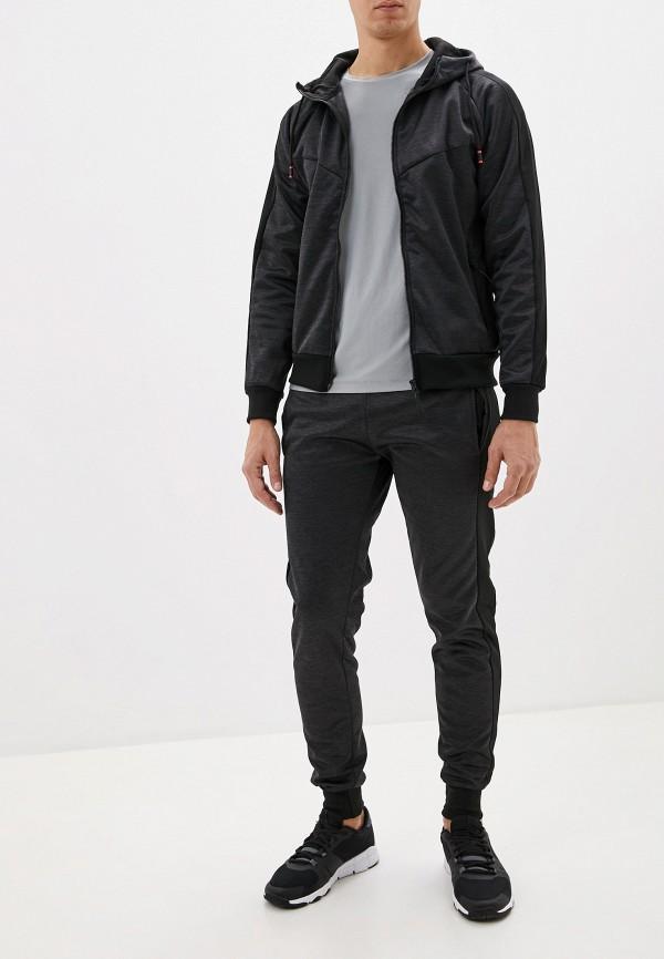 мужской спортивный костюм m&2, серый