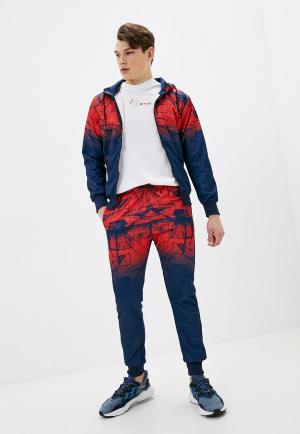 мужской спортивный костюм m&2, синий