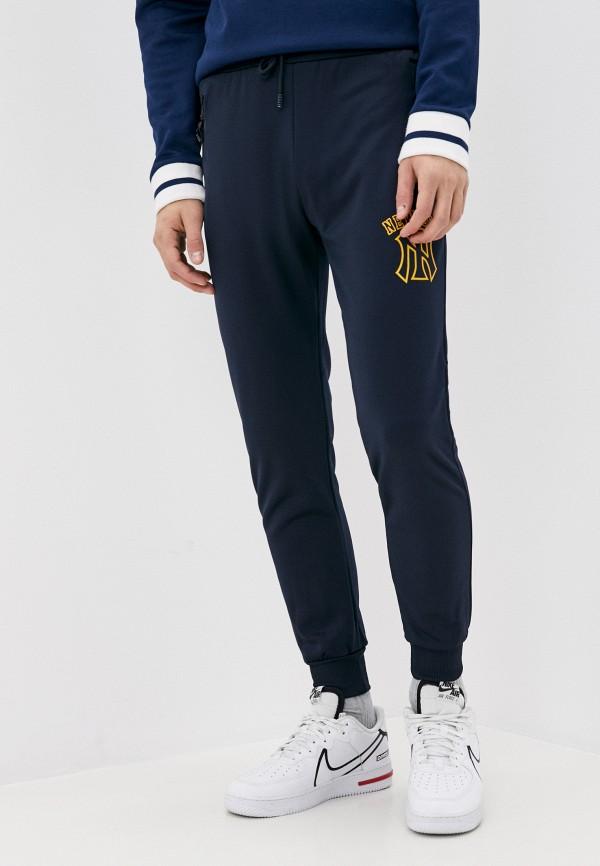 мужские брюки m&2, синие