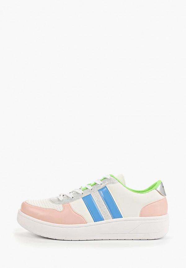 женские кроссовки moleca, разноцветные