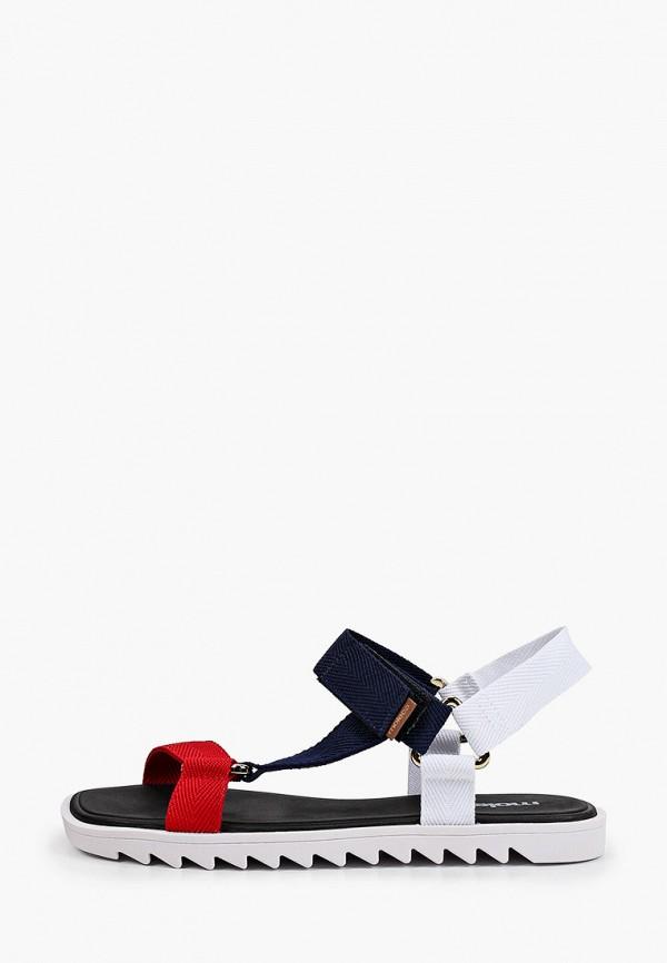 женские сандалии moleca, разноцветные