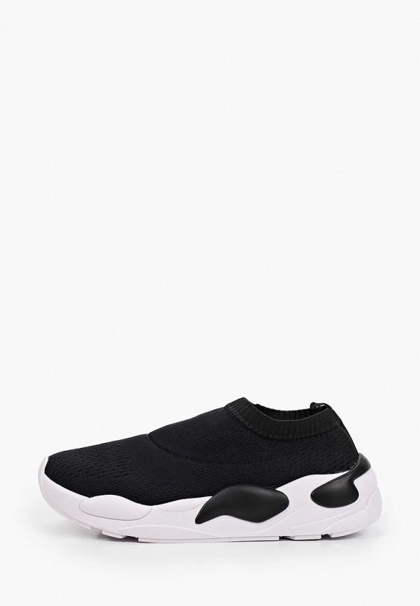 женские кроссовки moleca, черные