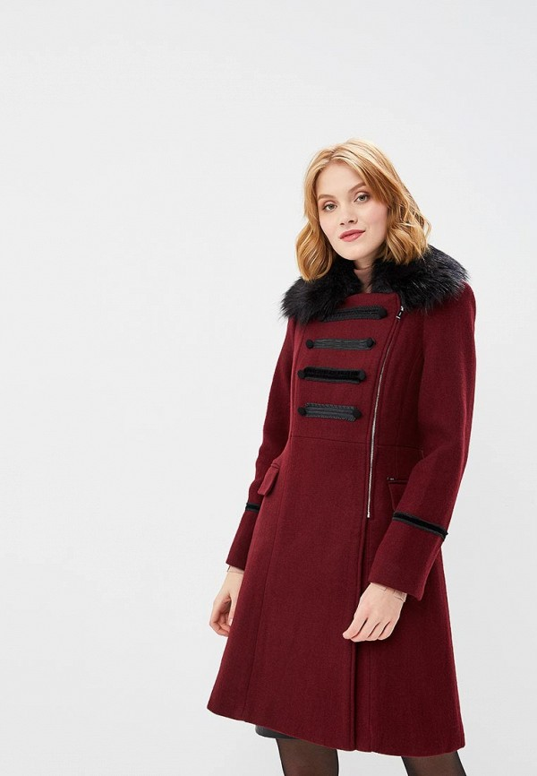 Пальто Morgan Morgan MO012EWBMVR5 пальто morgan morgan mo012ewvac85