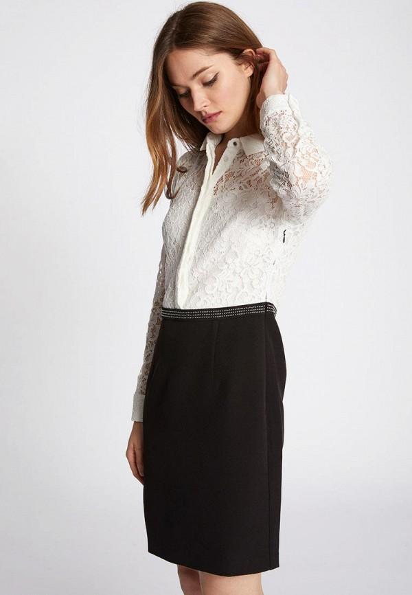 Купить Женское платье Morgan черного цвета