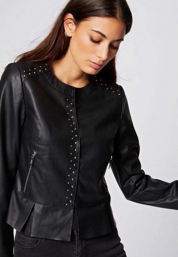 Куртка кожаная Morgan