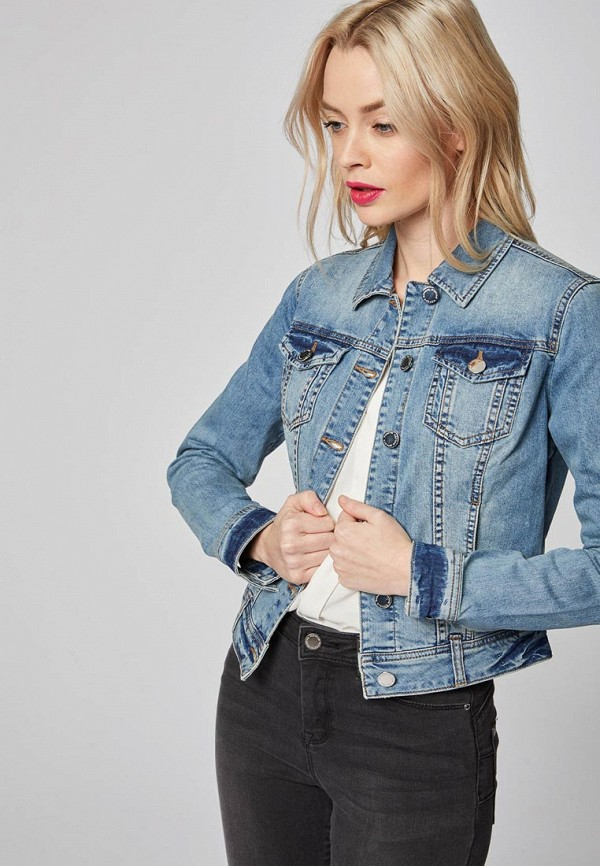 Куртка джинсовая Morgan Morgan MO012EWDVOB2 цены