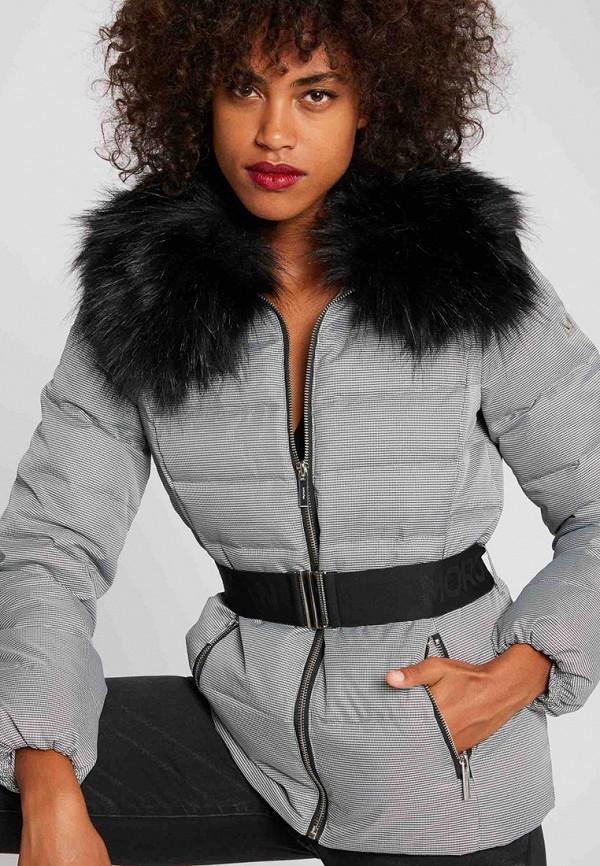 женская куртка morgan, серая