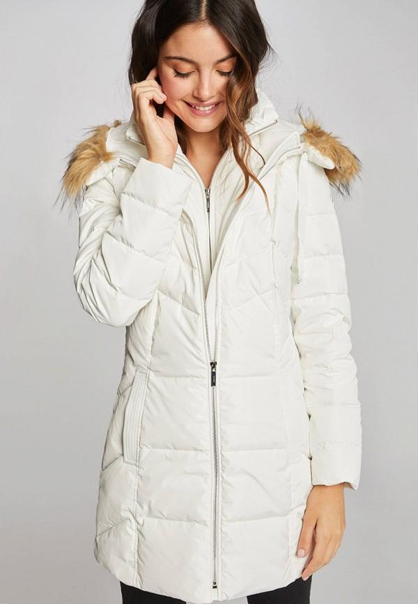 Купить Куртку утепленная Morgan белого цвета