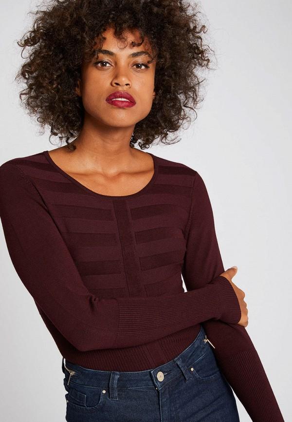 Купить Женский джемпер Morgan бордового цвета