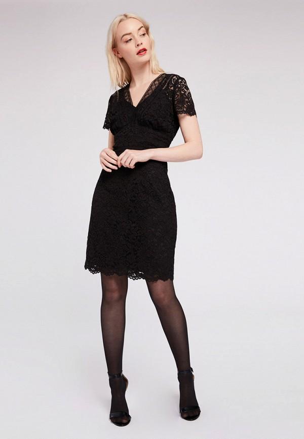 Купить Женское вечернее платье Morgan черного цвета