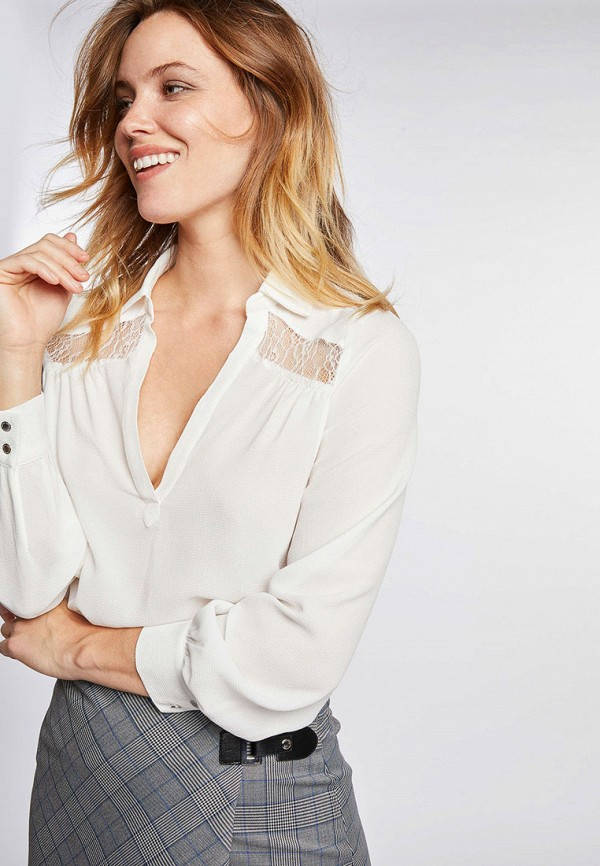 лучшая цена Блуза Morgan Morgan MO012EWFVRR2