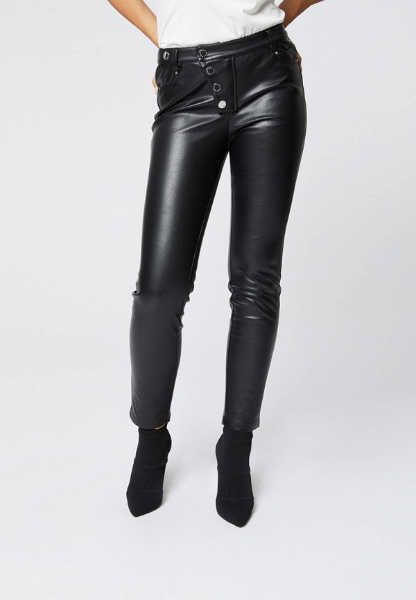 женские брюки morgan, черные