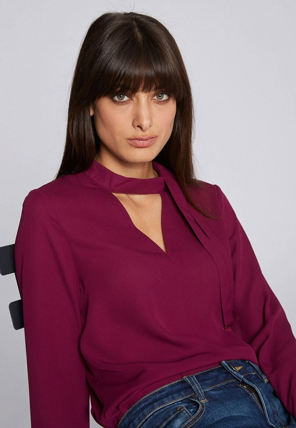 лучшая цена Блуза Morgan Morgan MO012EWFVSB4