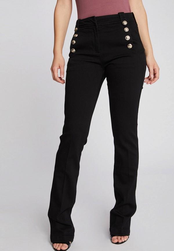 Купить Женские брюки Morgan черного цвета