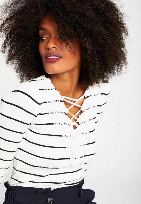 женский пуловер morgan, белый