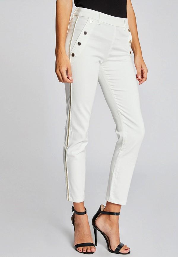 женские повседневные брюки morgan, белые