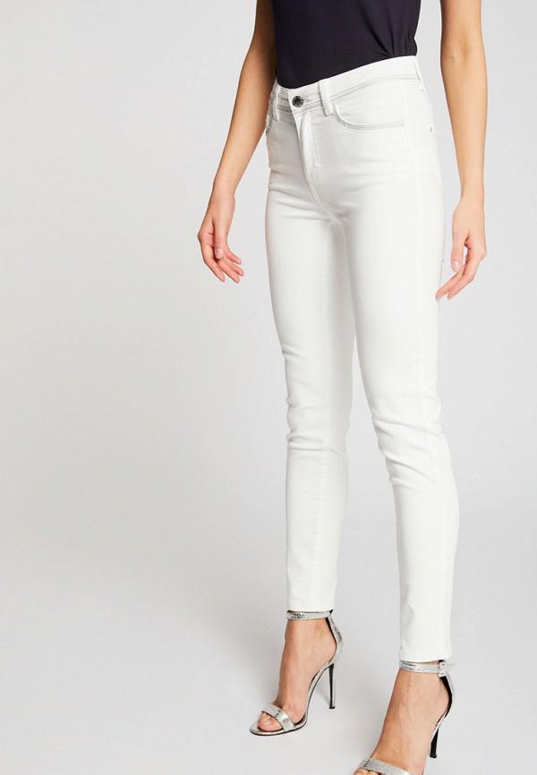 женские джинсы morgan, белые