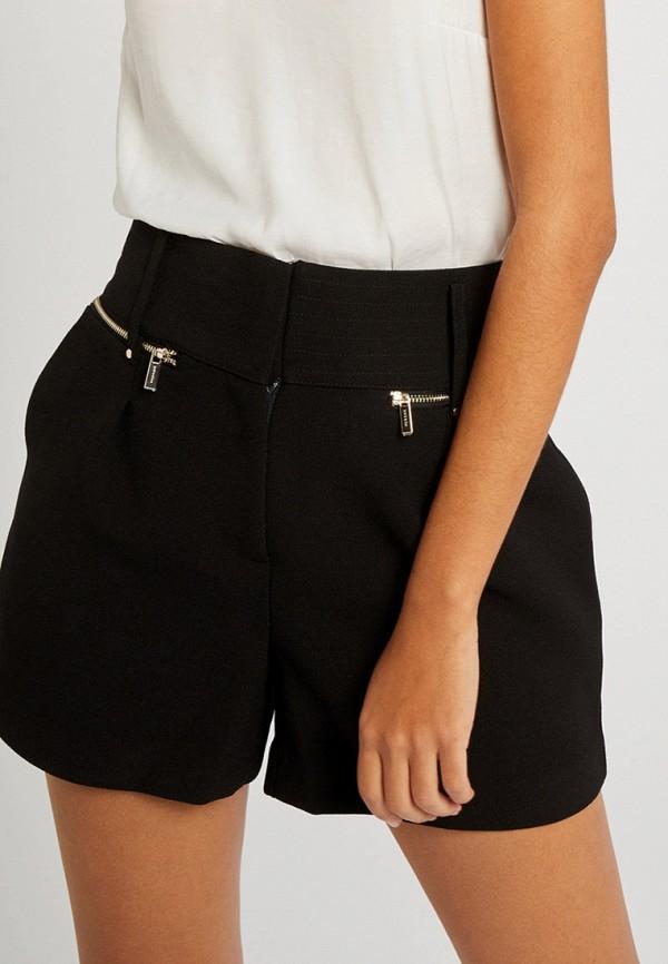 женские повседневные шорты morgan, черные