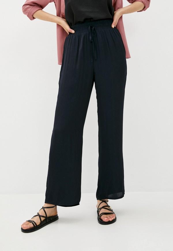 женские брюки morgan, синие