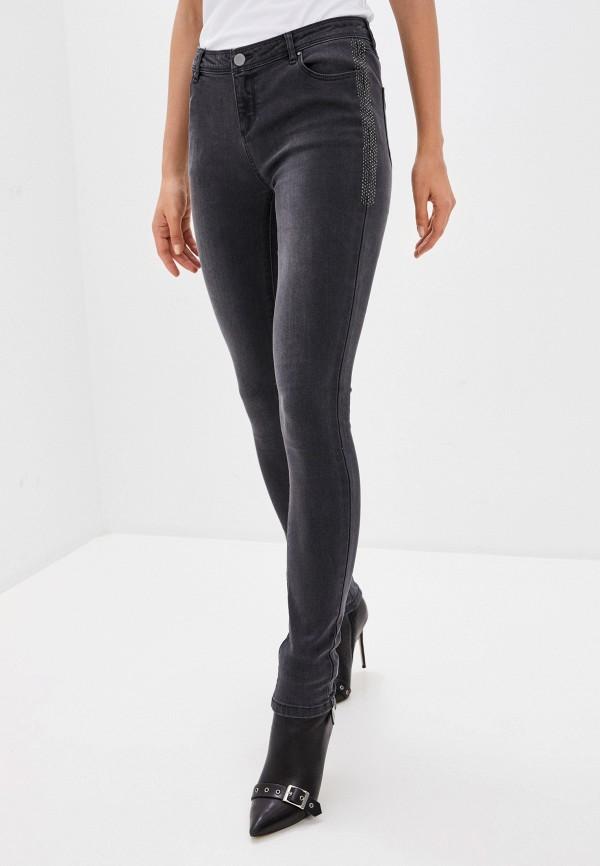 женские джинсы morgan, серые