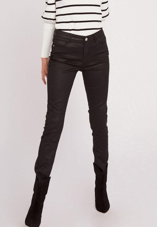 женские повседневные брюки morgan, черные