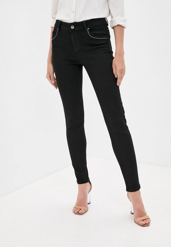 женские джинсы morgan, черные