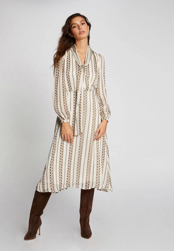 женское повседневные платье morgan, белое