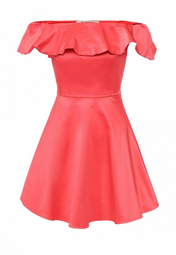 Платье Morgan Morgan MO012EWOPL26 платье morgan morgan mo012ewzil33