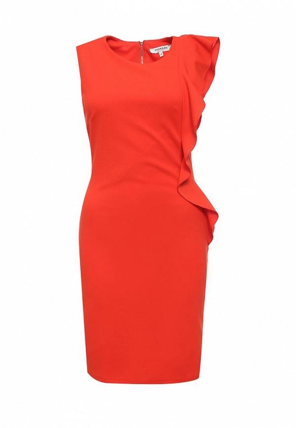 Платье Morgan Morgan MO012EWSMA36 платье morgan morgan mo012ewzil33