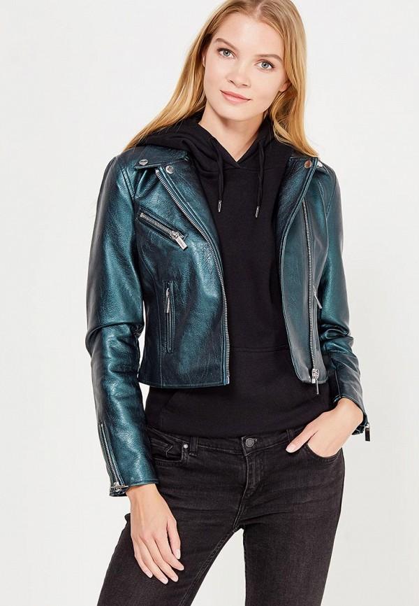 Куртка кожаная Morgan Morgan MO012EWVAC95 все цены
