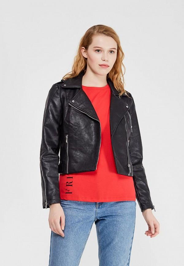 Куртка кожаная Morgan Morgan MO012EWZIG89